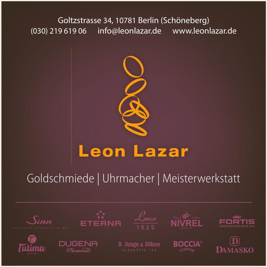 Leon Lazar