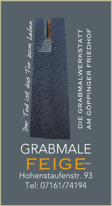 Grabmale Feige GmbH