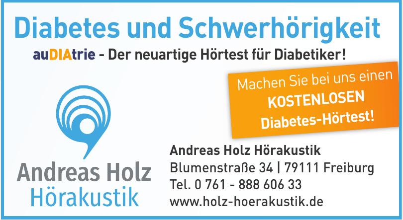 Andreas Holz Hörakustik
