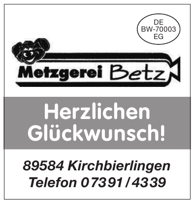 Matzgerei Betz