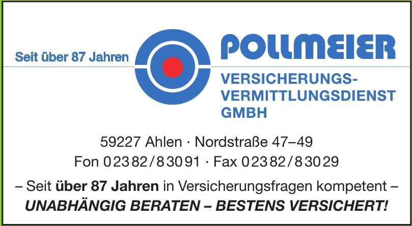 Pollmeier Versicherungs- Vermittlungsdienst GmbH