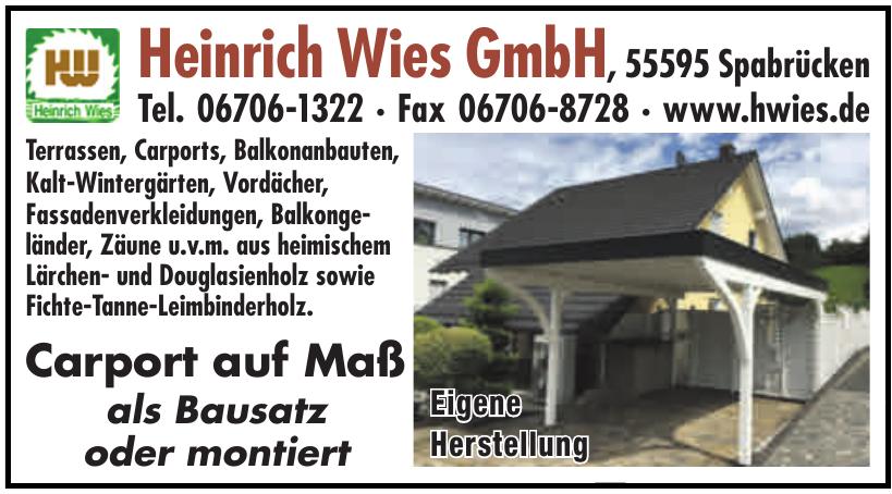 Heinrich Wies GmbH
