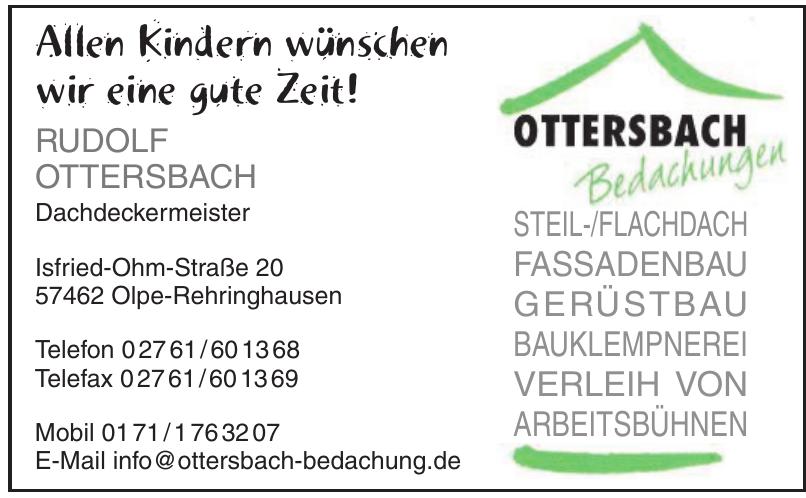 Ottersbach Bedachungen