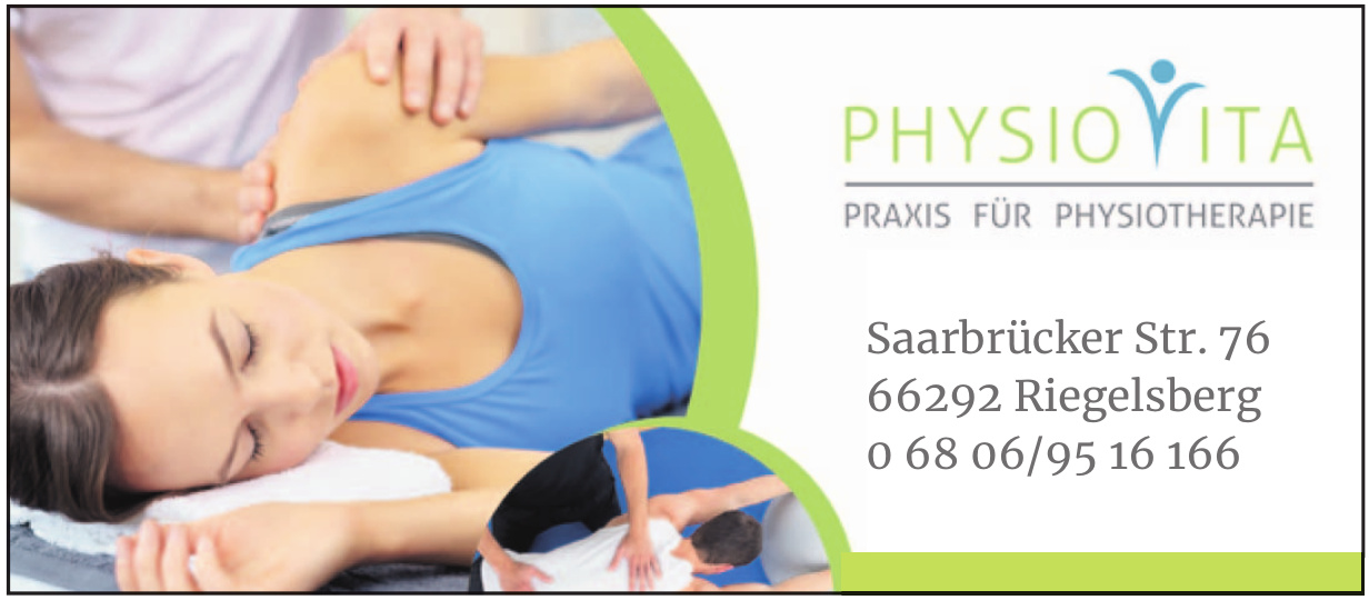 Physiovita Praxis für Physiotherapie