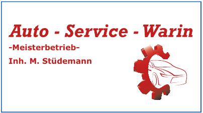 Auto - Service - Warin