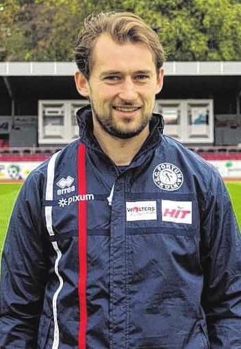 Glaubt an den Ligaerhalt: Tomasz Kaczmarek. Foto: Fortuna