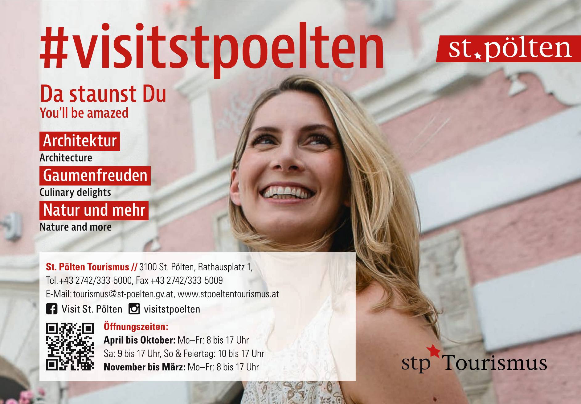 St. Pölten Tourismus