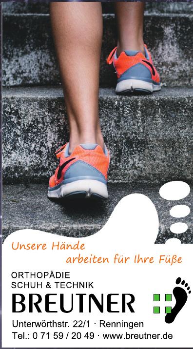 Orthopädie Schuh & Technik Breutner