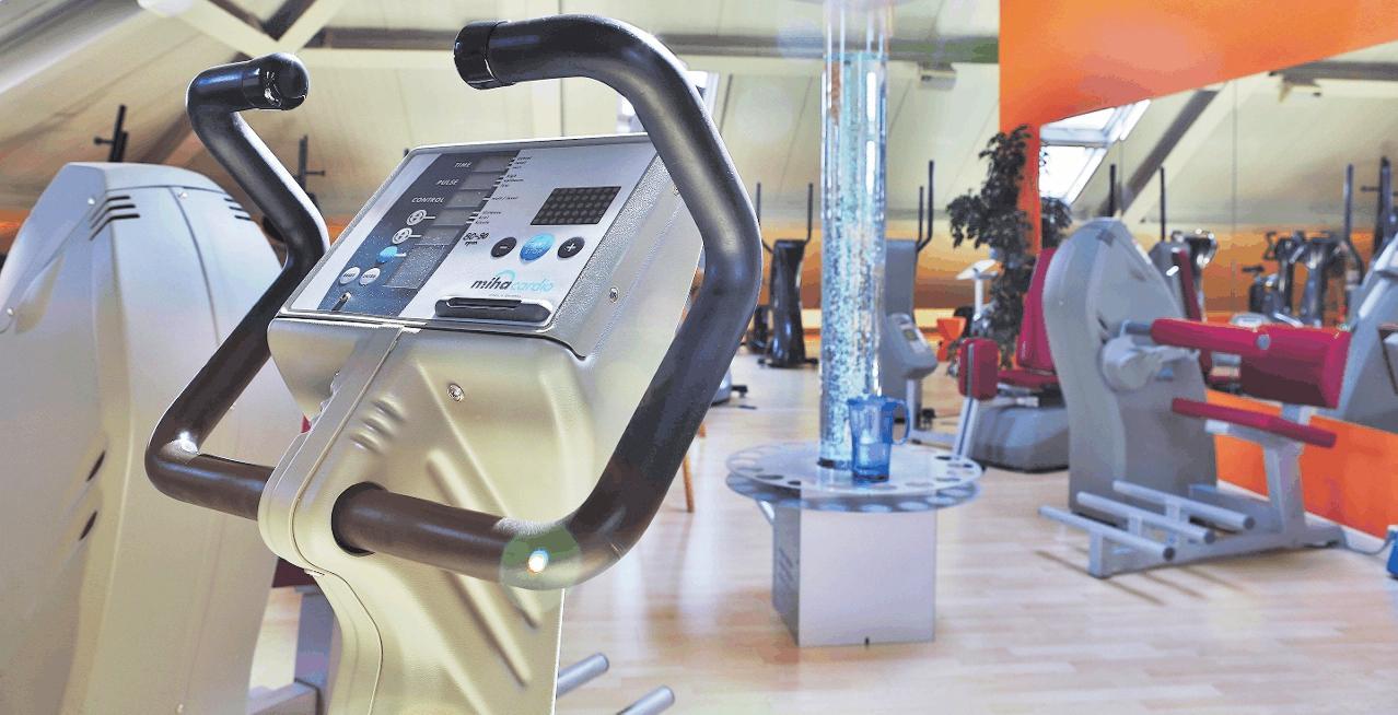 Für die optimale Trainingskontrolle: modernste Gerätschaften.FOTO: EVAS APFEL/FREI