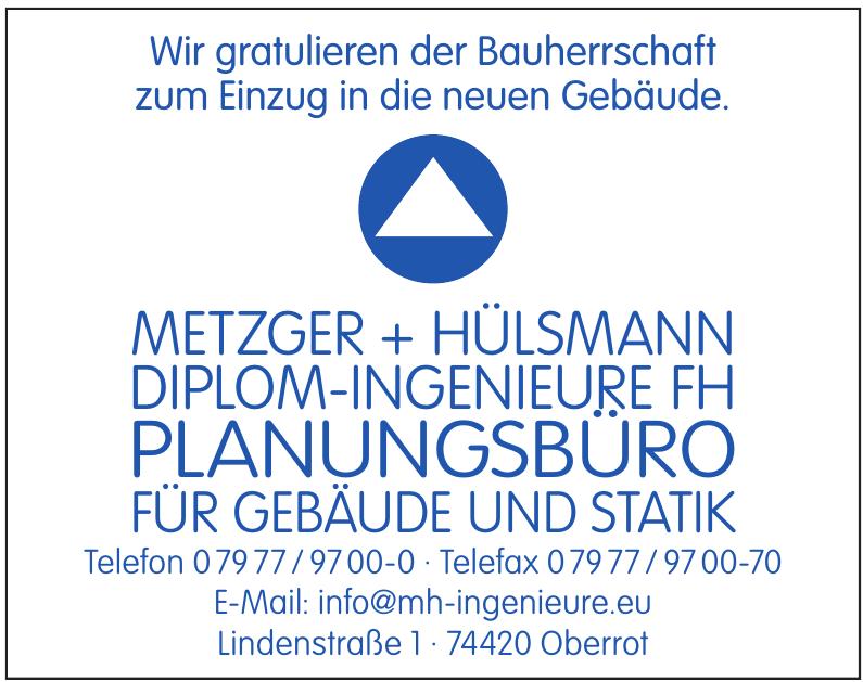 Metzger + Hülsmann