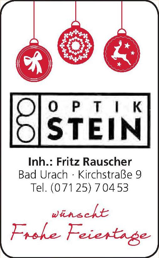 Optik Stein