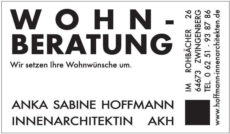 Hoffmann Innenarchitekten