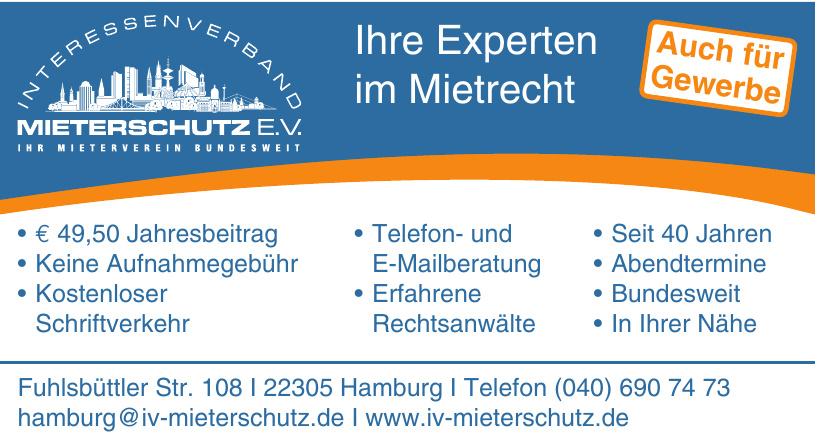 Interessenverband Mieterschutz e.V.