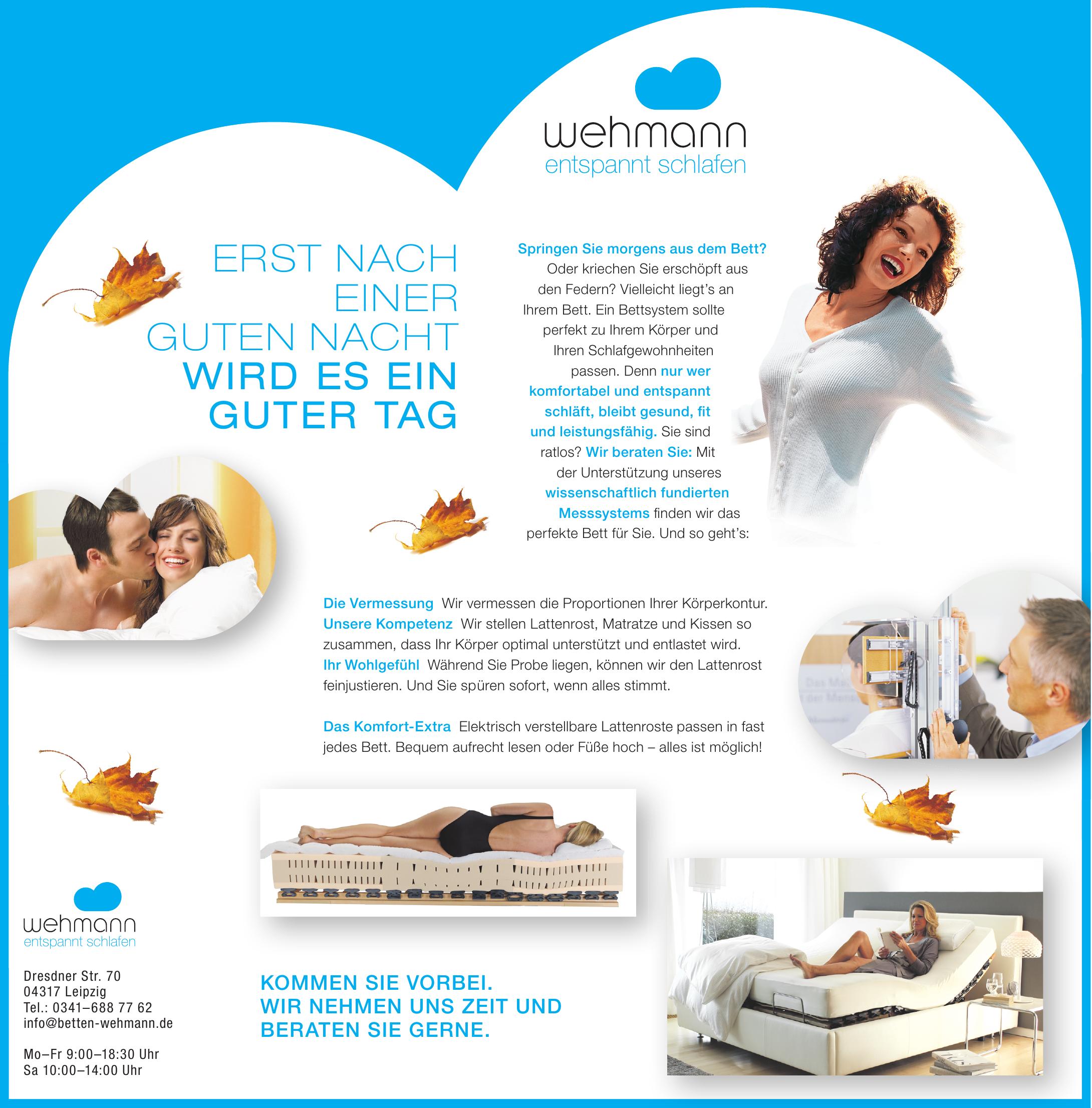 Betten Wehmann