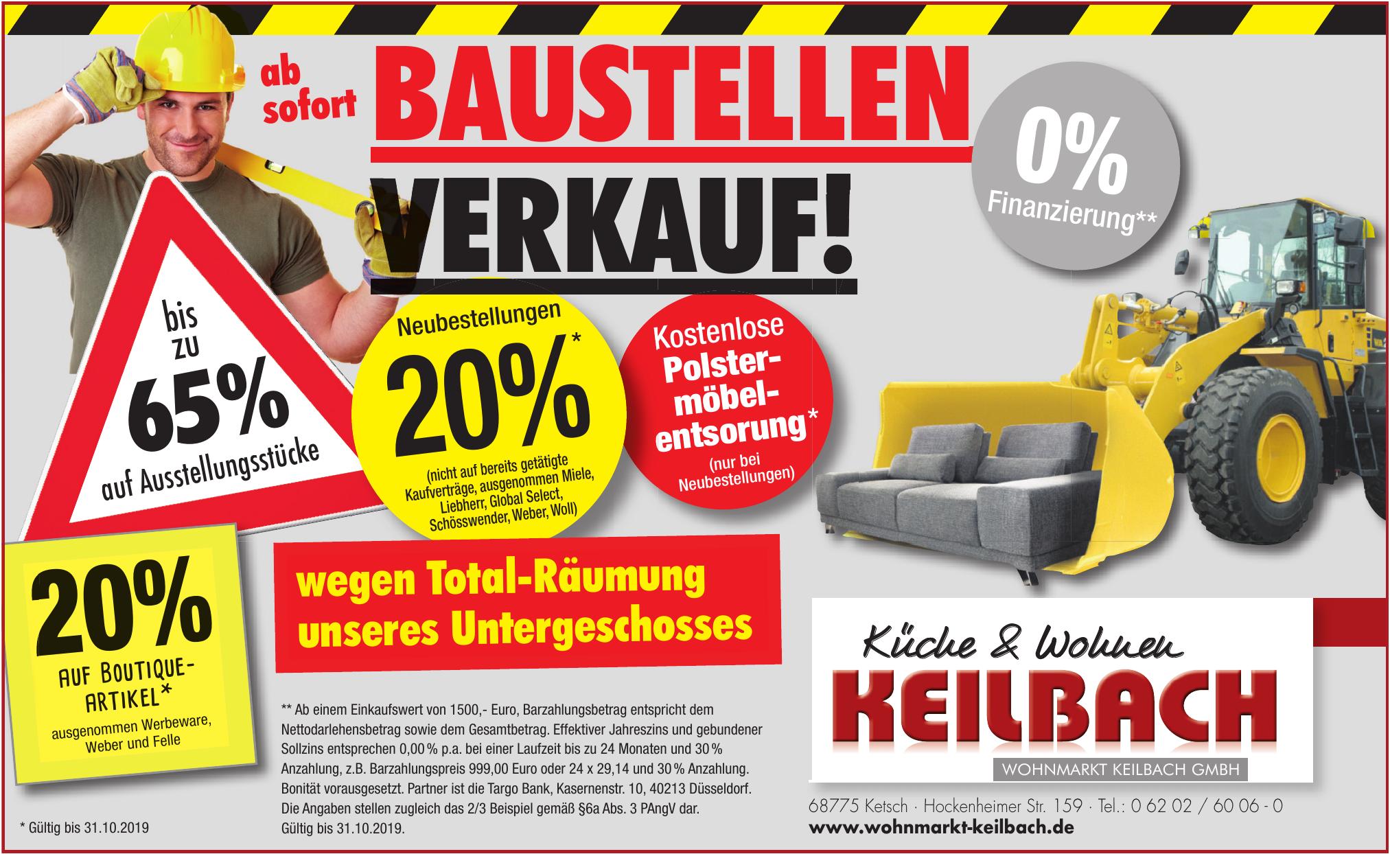 Wohnmarkt Keilbach GmbH