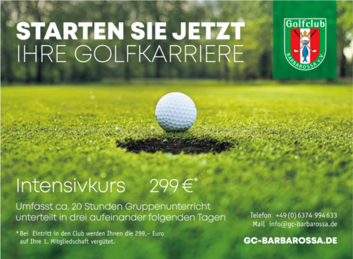 Golfclub Barbarossa e.V.