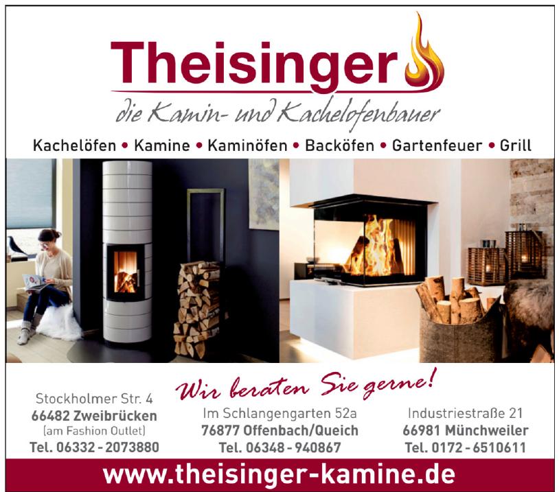 Theisinger Kaminbau GmbH & Co.KG