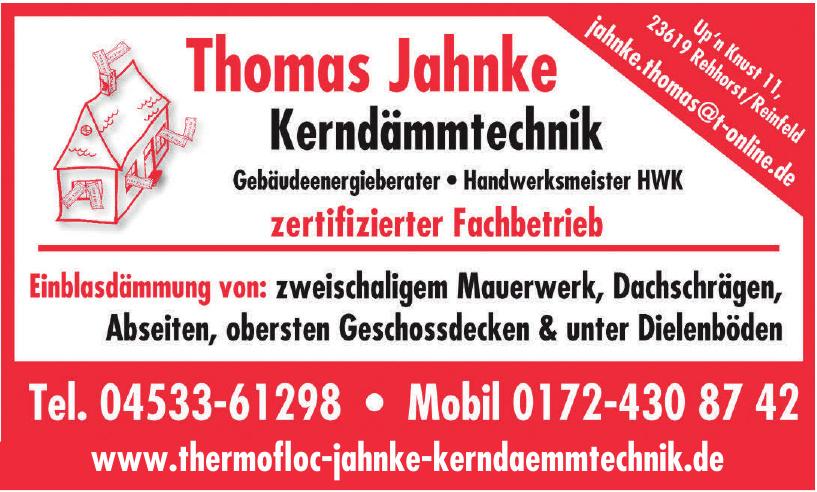 Thomas Jahnke Schornsteintechnik