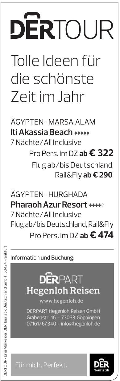 DERPART Hegenloh Reisen GmbH