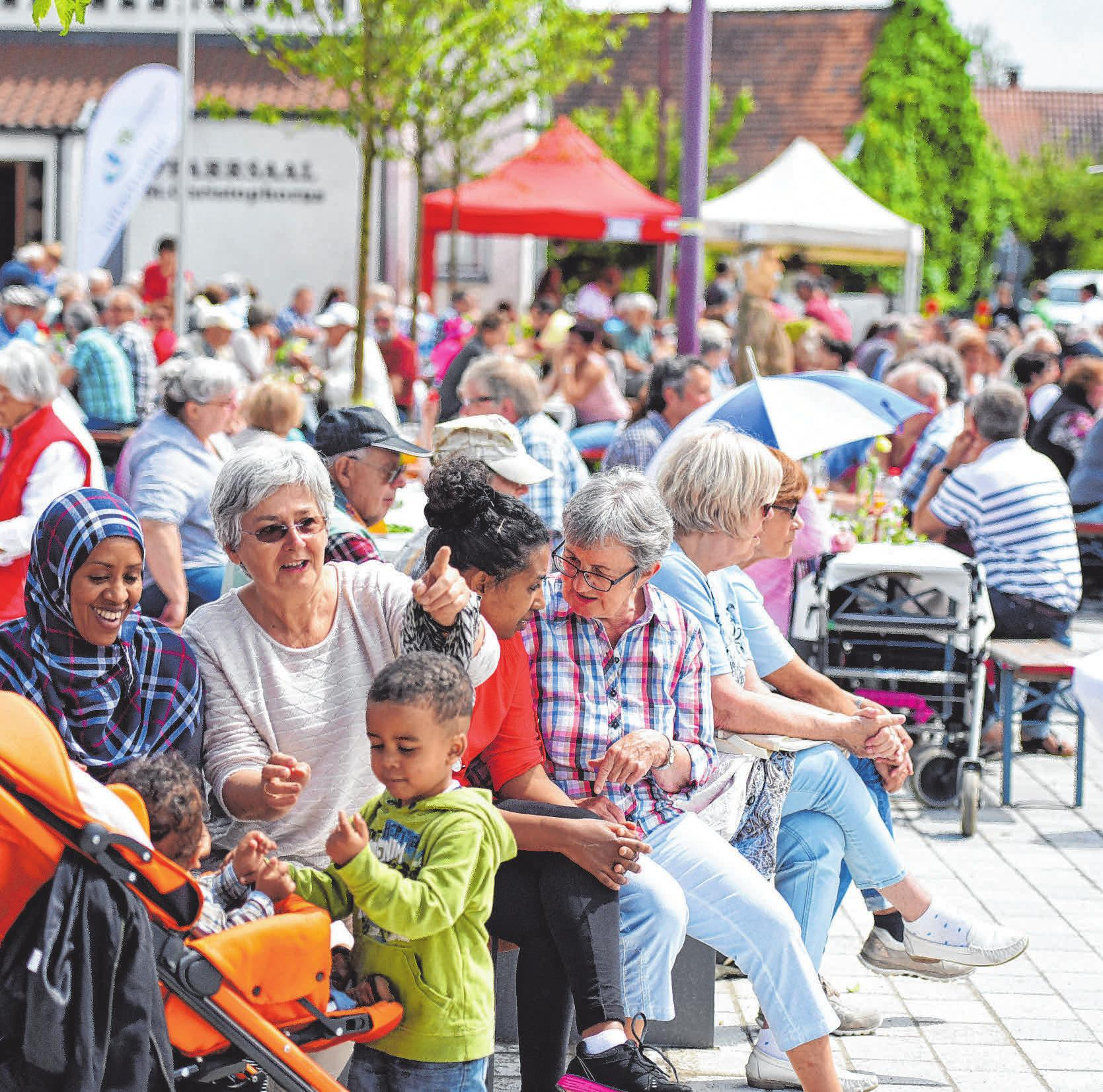 Feiern am Stachus in Nonnenhorn Image 1