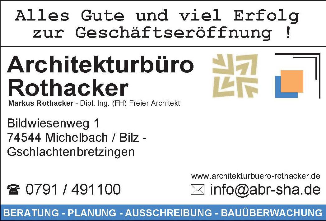 Architekturbüro Rothacker