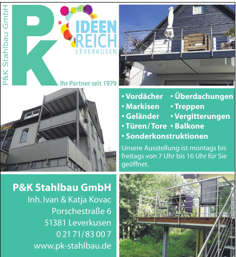 P&K Stahlbau GmbH