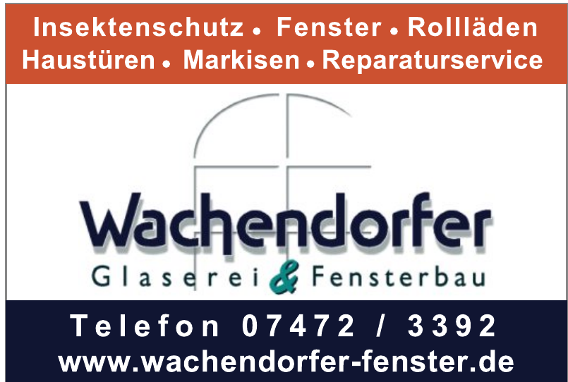 Wachendorfer Glaserei & Fensterbau