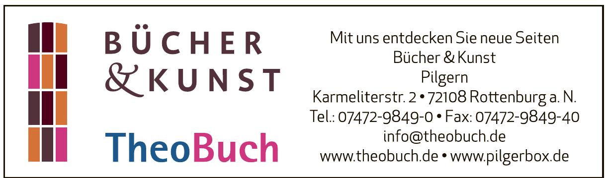 Bücher & Kunst - TheoBuch