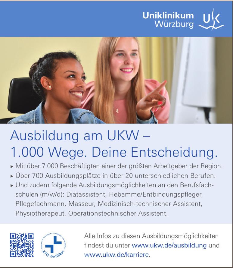 Uniklinikum Würzburg