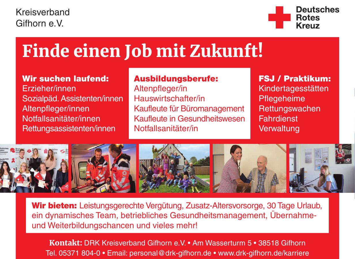 DRK Kreisverband Gifhorn e.V