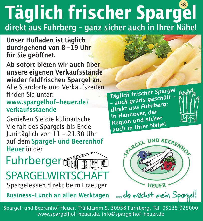 Spargel- und Beerenhof Heuer