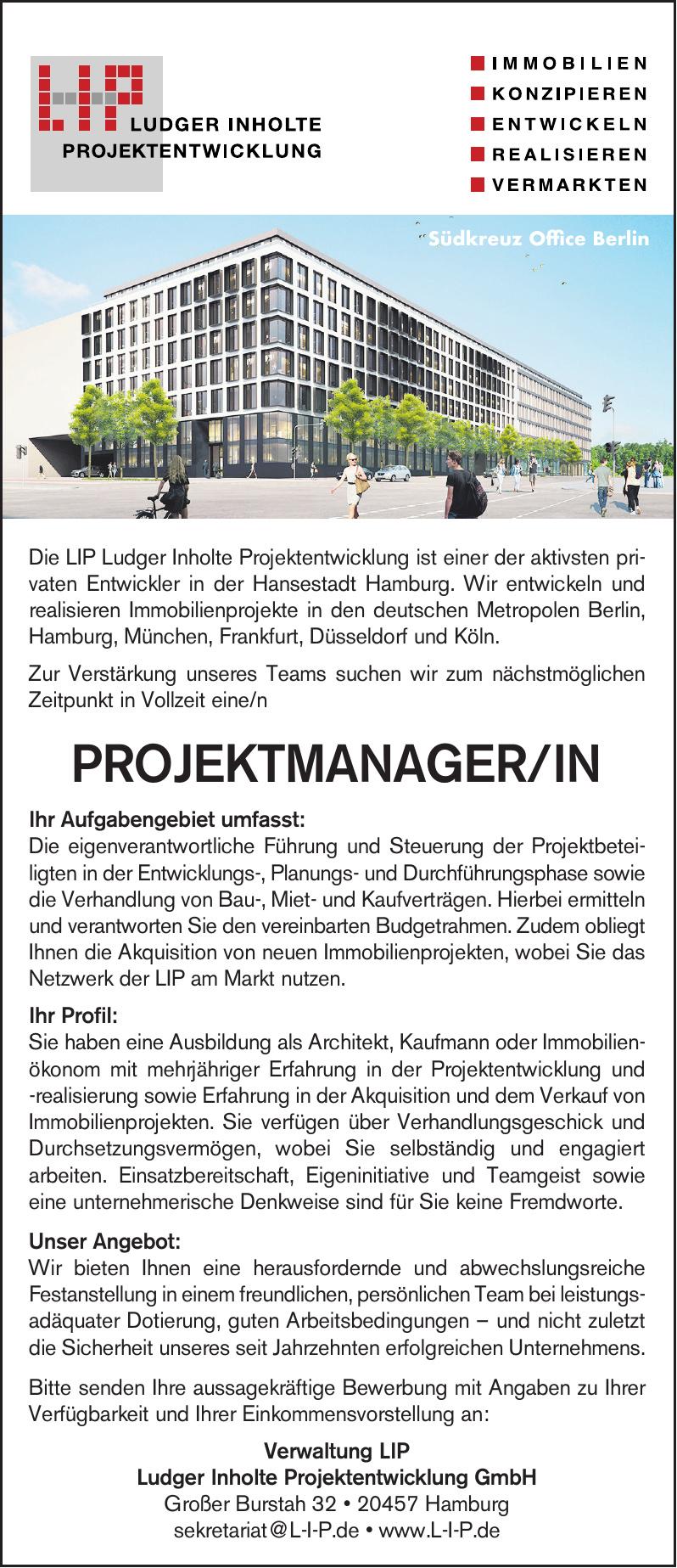 Ludger Inholte Projektentwicklung GmbH