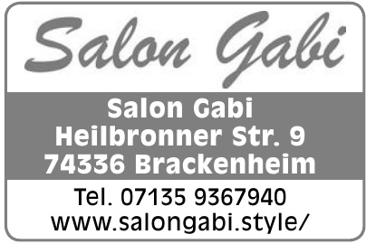 Salon Gabi