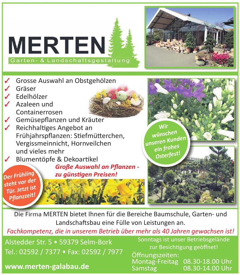 Merten Garten- & Landschaftsgestaltung