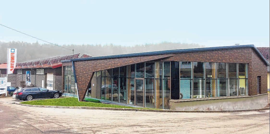Das Unternehmen ist ansässig in der Karl-Striner-Straße 66 in 73494 Rosenberg.