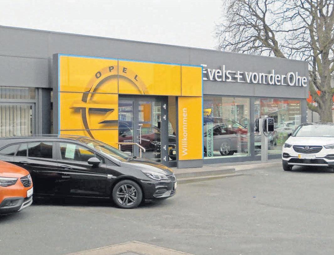 Das Autohaus Evels und von der Ohe bietet umfassende und kompetente Beratung beim Autokauf.