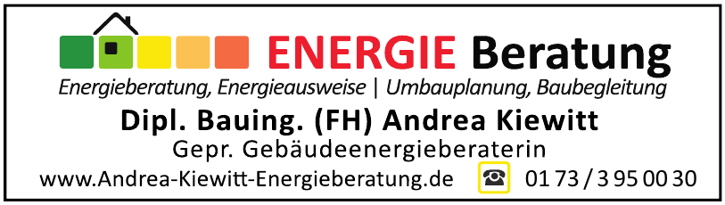 Andrea Kiewitt Energieberatung