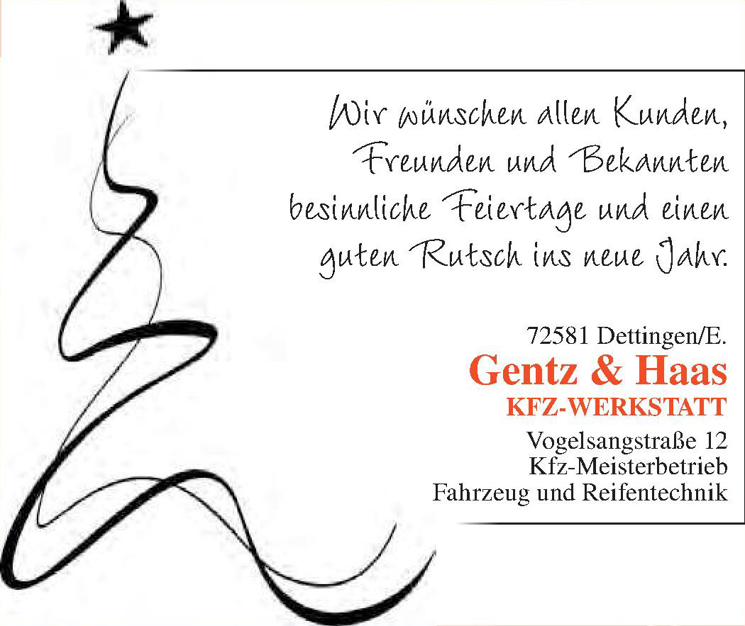 Gentz & Haas Kfz-Werkstatt