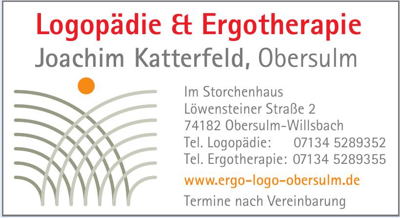 Logopädie & Ergotherapie Joachim Katterfeld