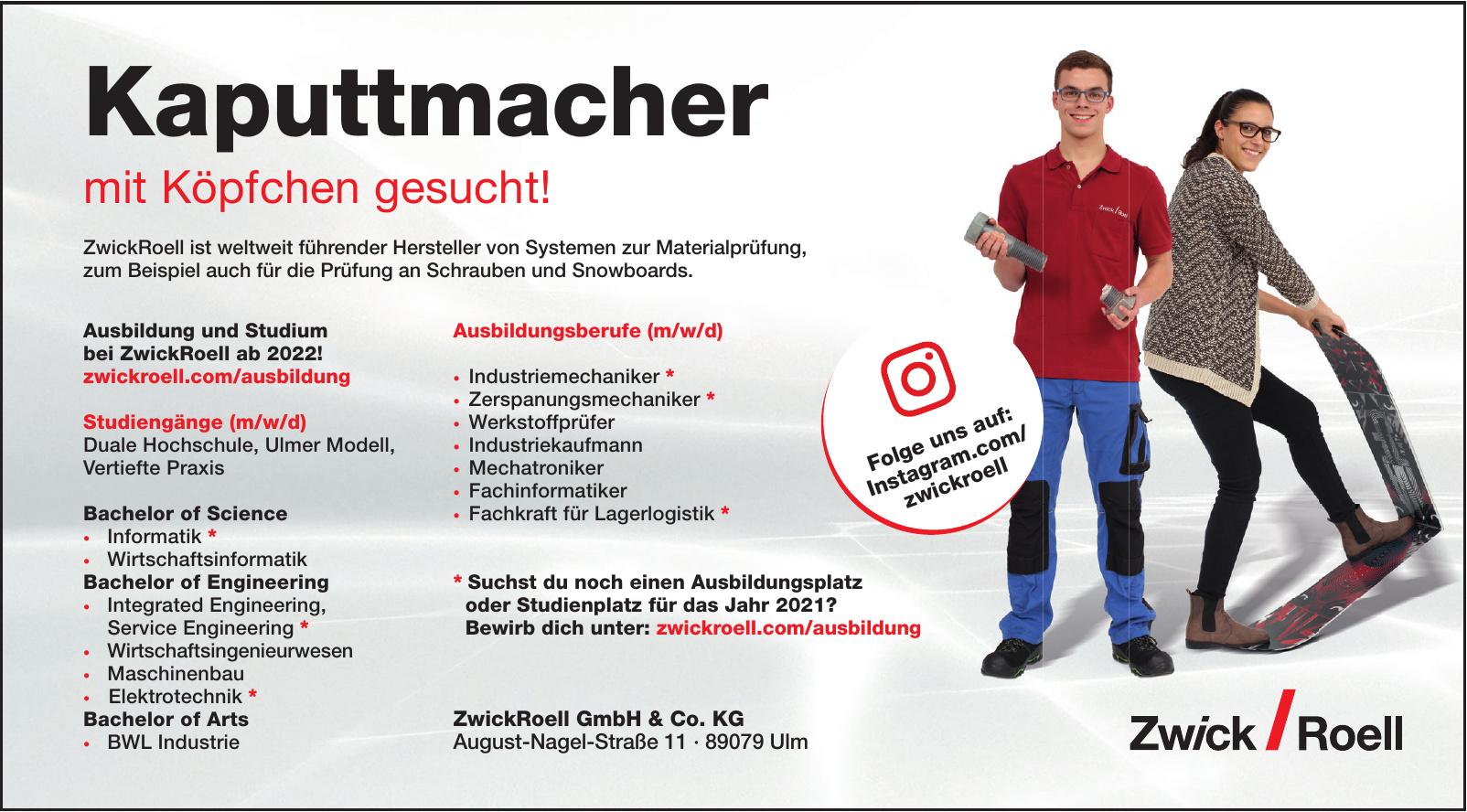 ZwickRoell GmbH & Co. KG