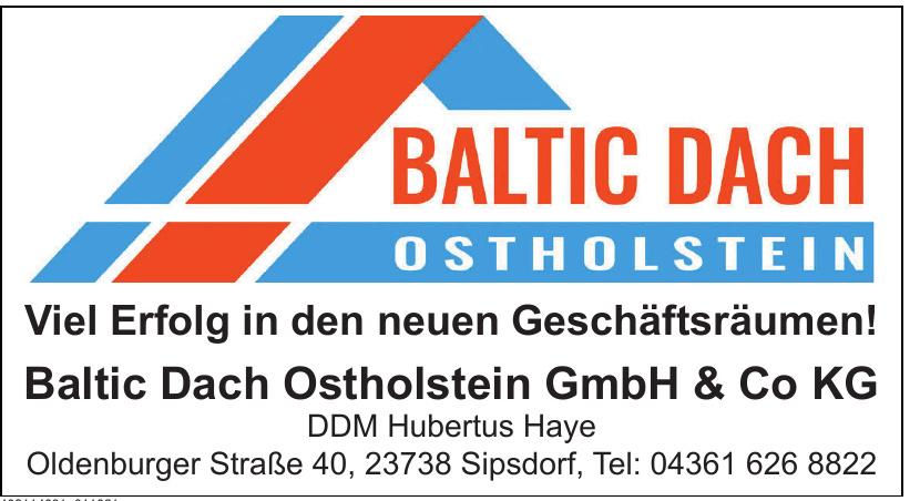 Baltic Dach Ostholstein GmbH & Co. KG