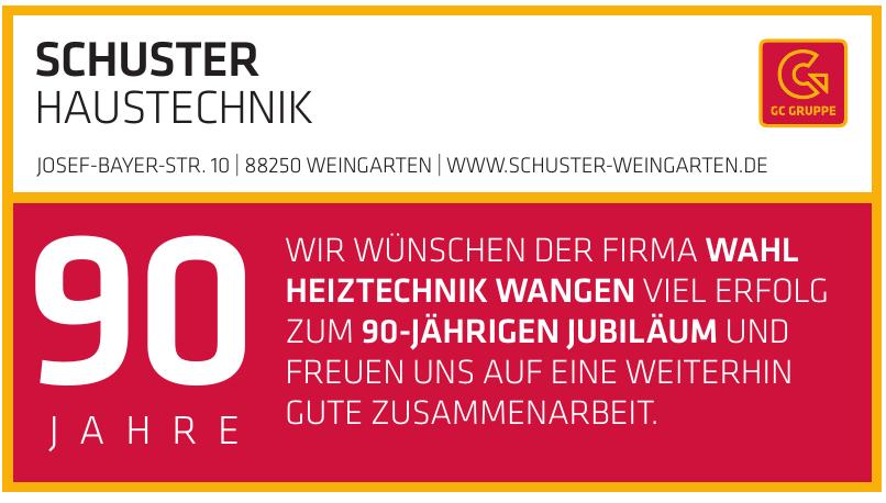 Haustechnik Schuster