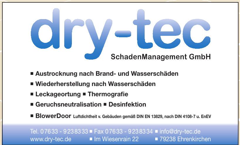 dry-tec SchadenManagement GmbH