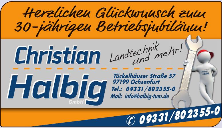 Christian Halbig GmbH