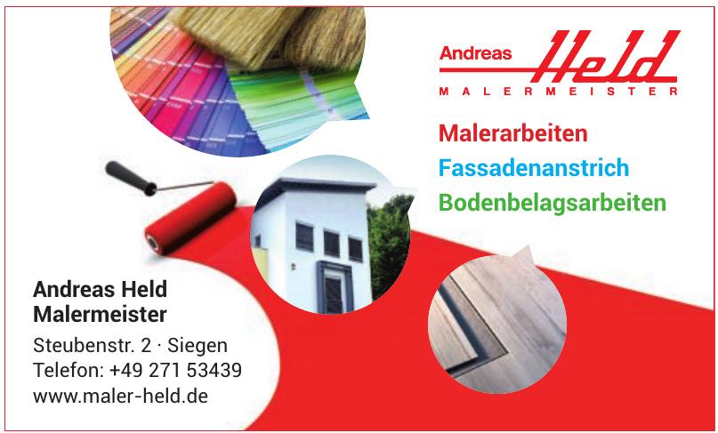 Andreas Held Malermeister