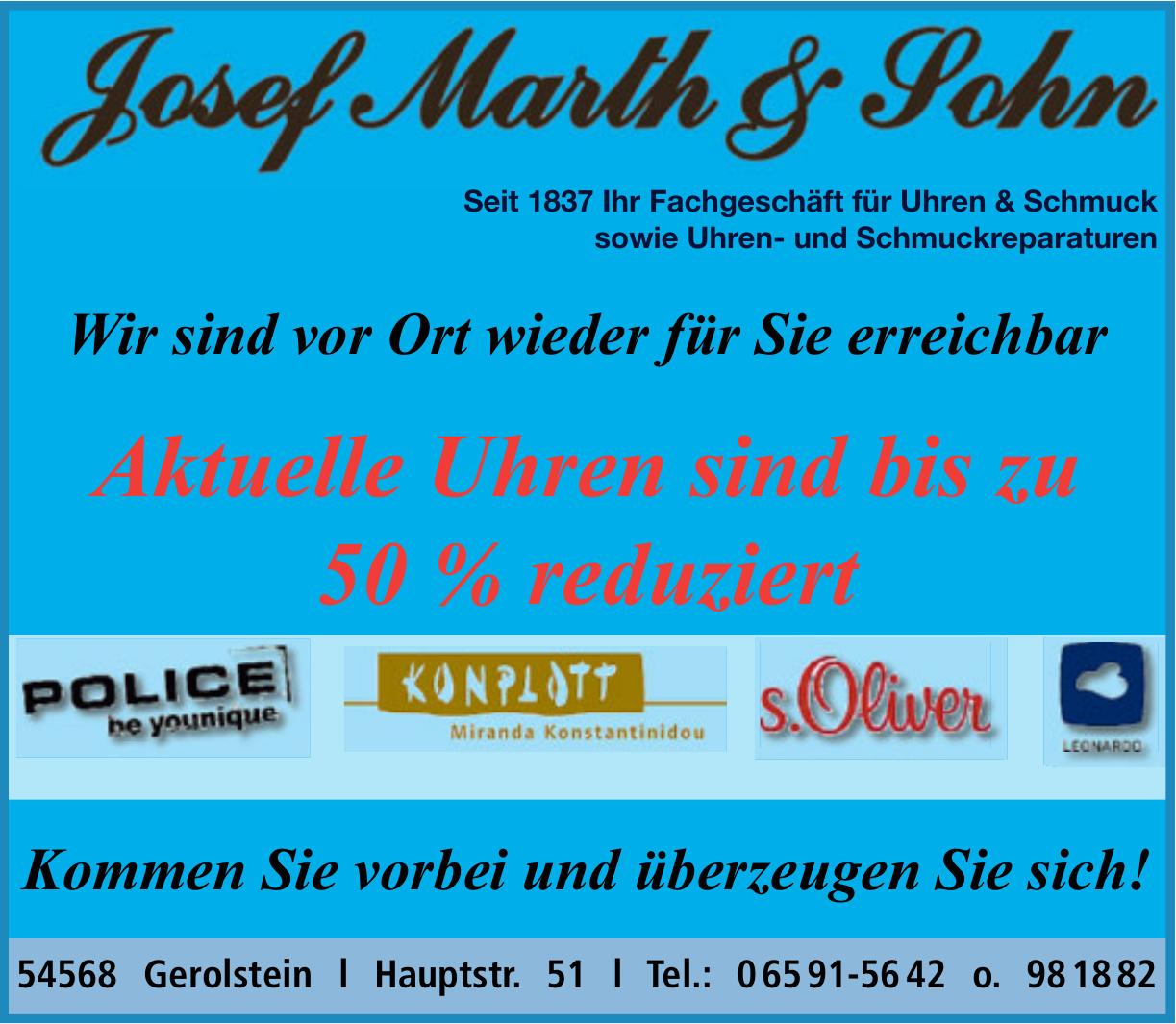 life style Josef Marth & Sohn