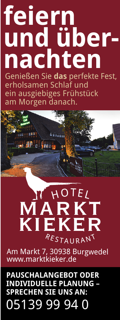 Marktkieker Hotel Restaurant