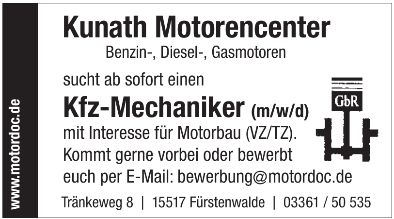 Motorencenter Kunath GbR