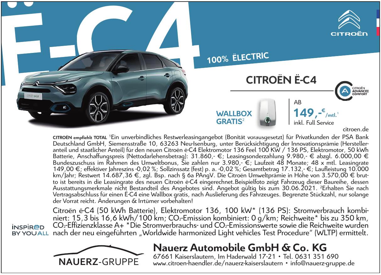 Nauerz Automobile GmbH & Co. KG