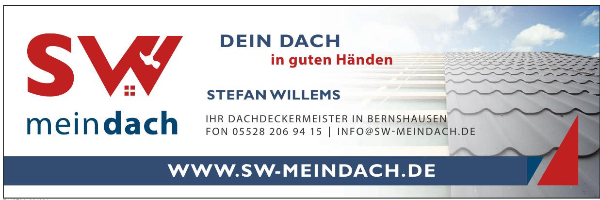 SW meindach Stefan Willems